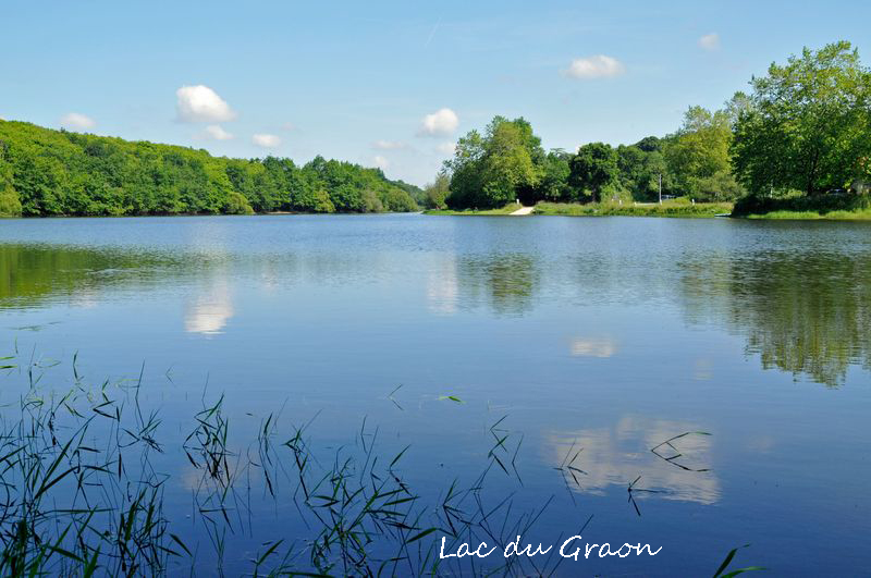 Lac du Graon - Champ Saint Père
