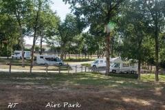 Aire de camping-car - Champ Saint Père